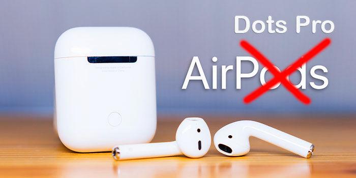 Nuevos AirDots Pro de Xiaomi