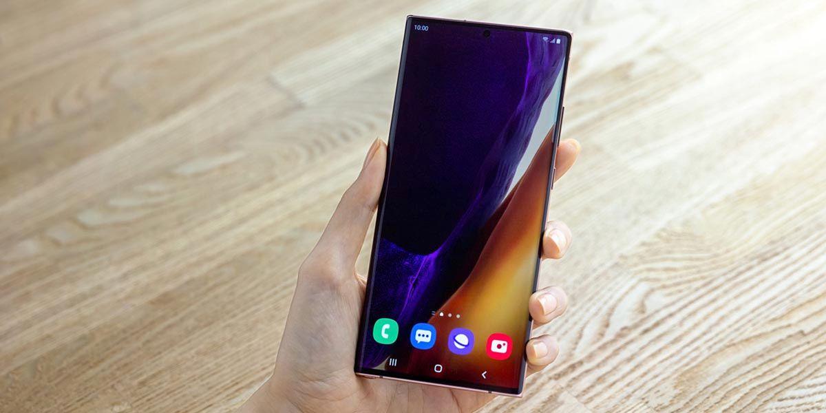 Nuevos Galaxy Note20