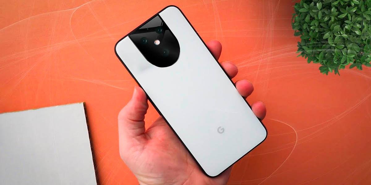 Nuevos Google Pixel 5 serán gama media