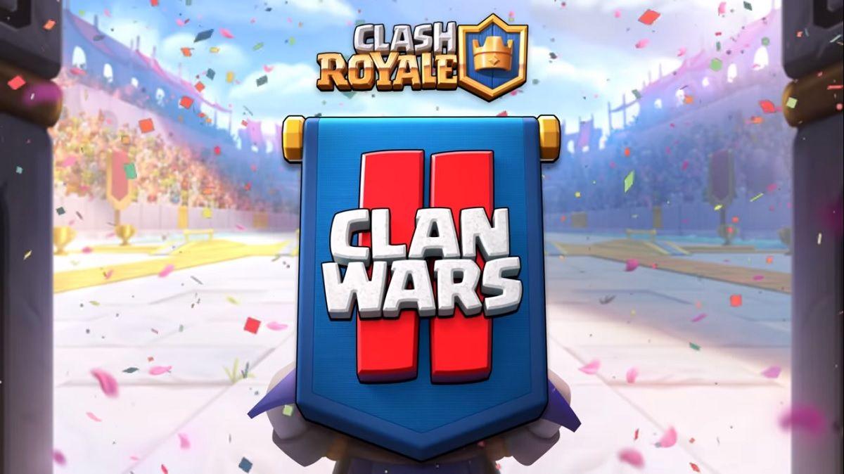Nuevos modos de juego en la Guerra de Clanes 2