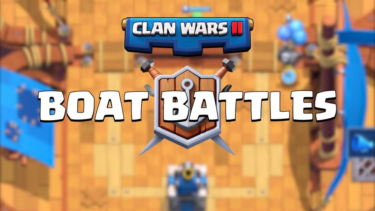 Batalla de Barcos Clash Royale