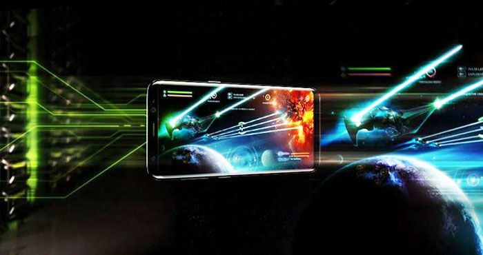 Nvia GeForce Now para Android