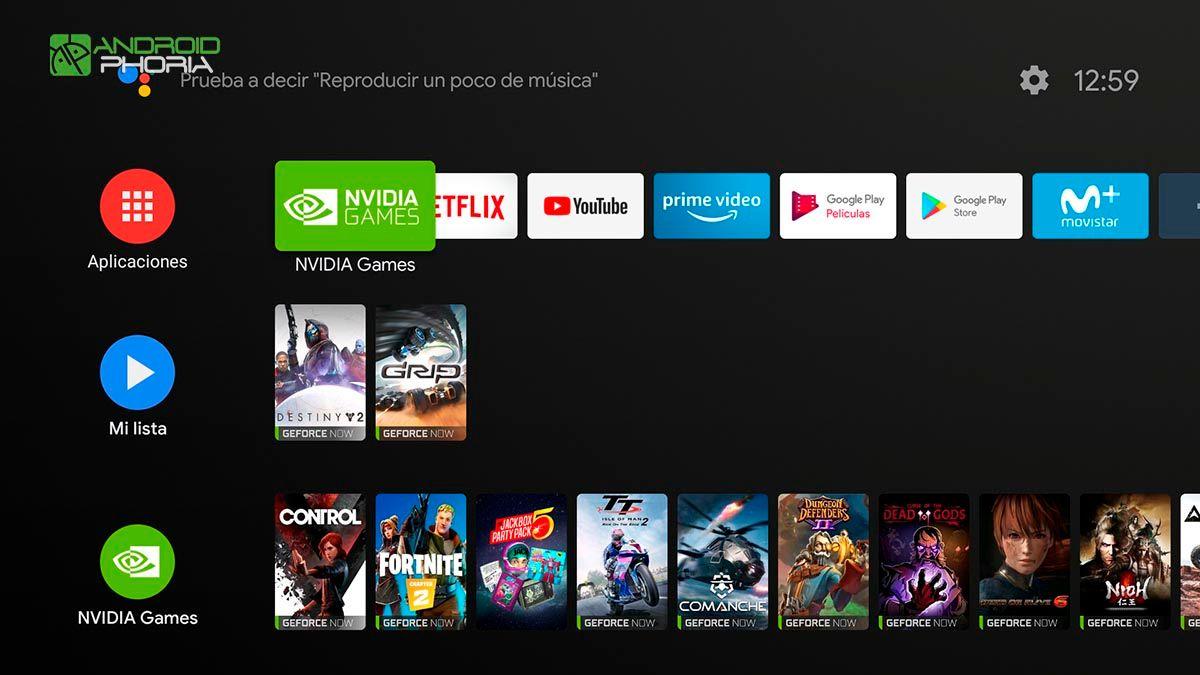 Nvidia Shield TV Android TV