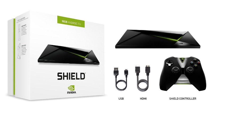 Nvidia Shield comprar