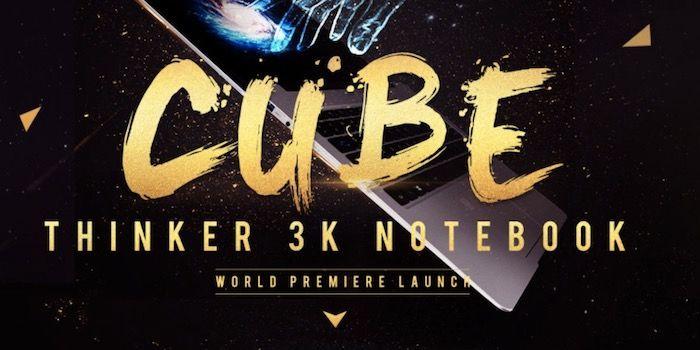 OFERTAS CUBE 3K TABLET