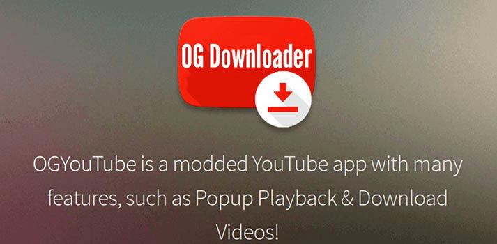 OG Downloader