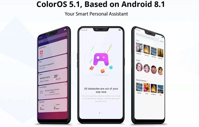 oppo realme 2 features
