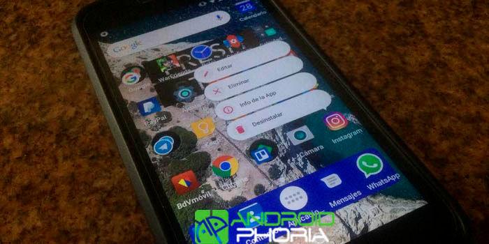 Ocultar archivos Android