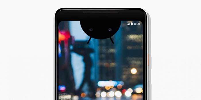 Ocultar notch Android