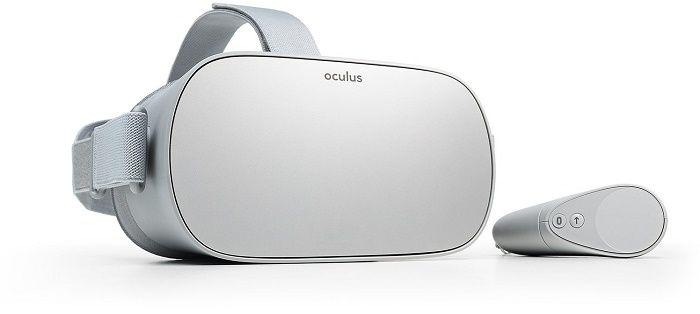 Oculus Go diseño