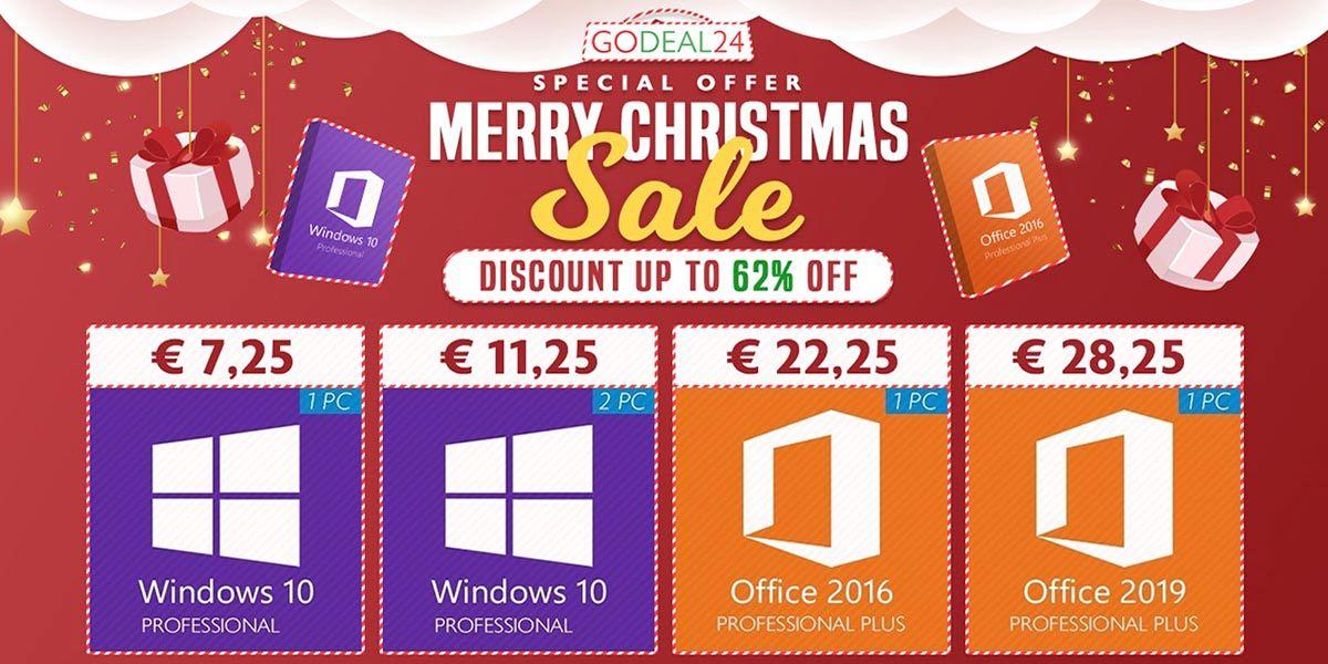 Ofertas de Navidad GoDeal 24