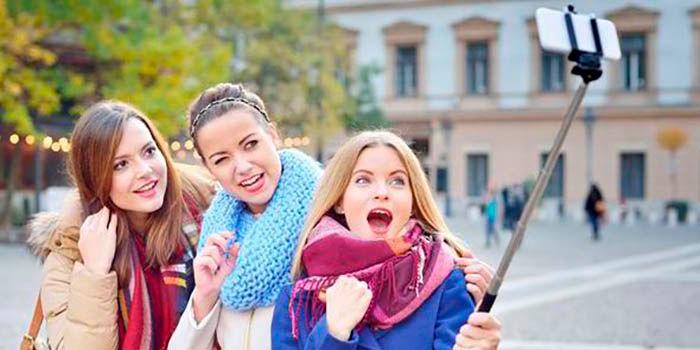Ofertas de palos selfies