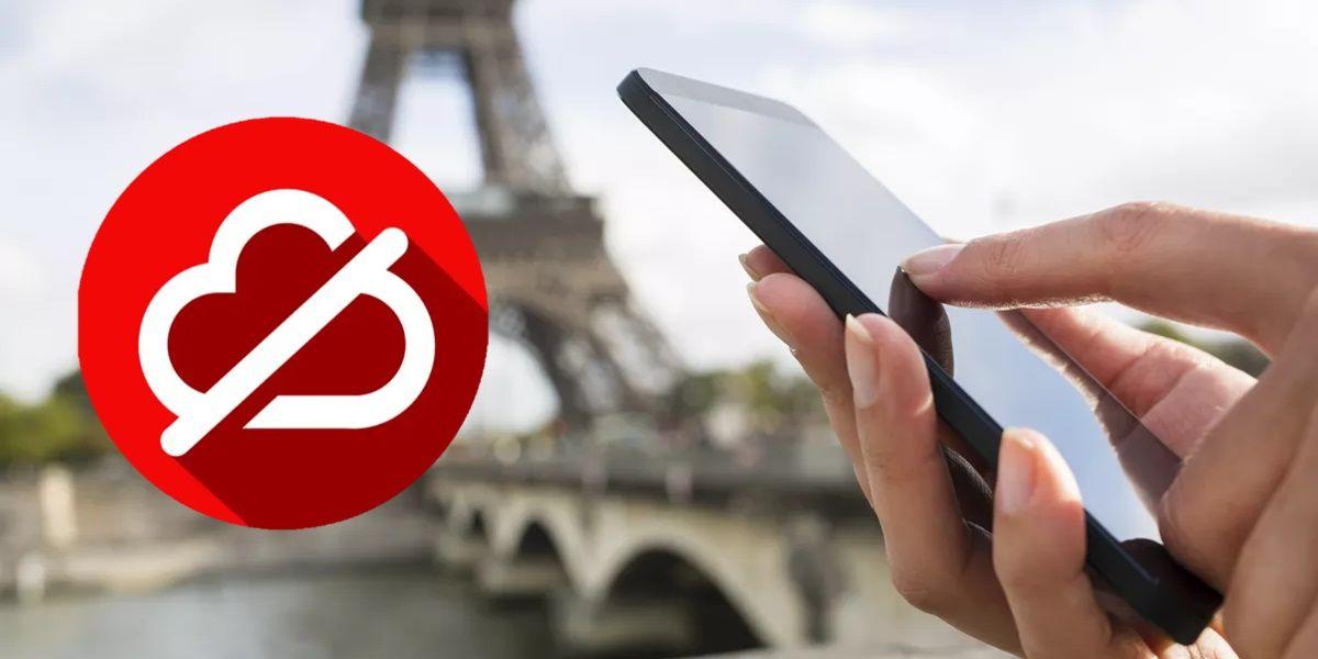 Offliner la app para descargar todo de internet