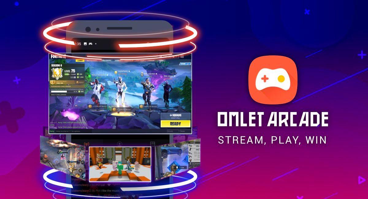 Omlet Arcade para Android