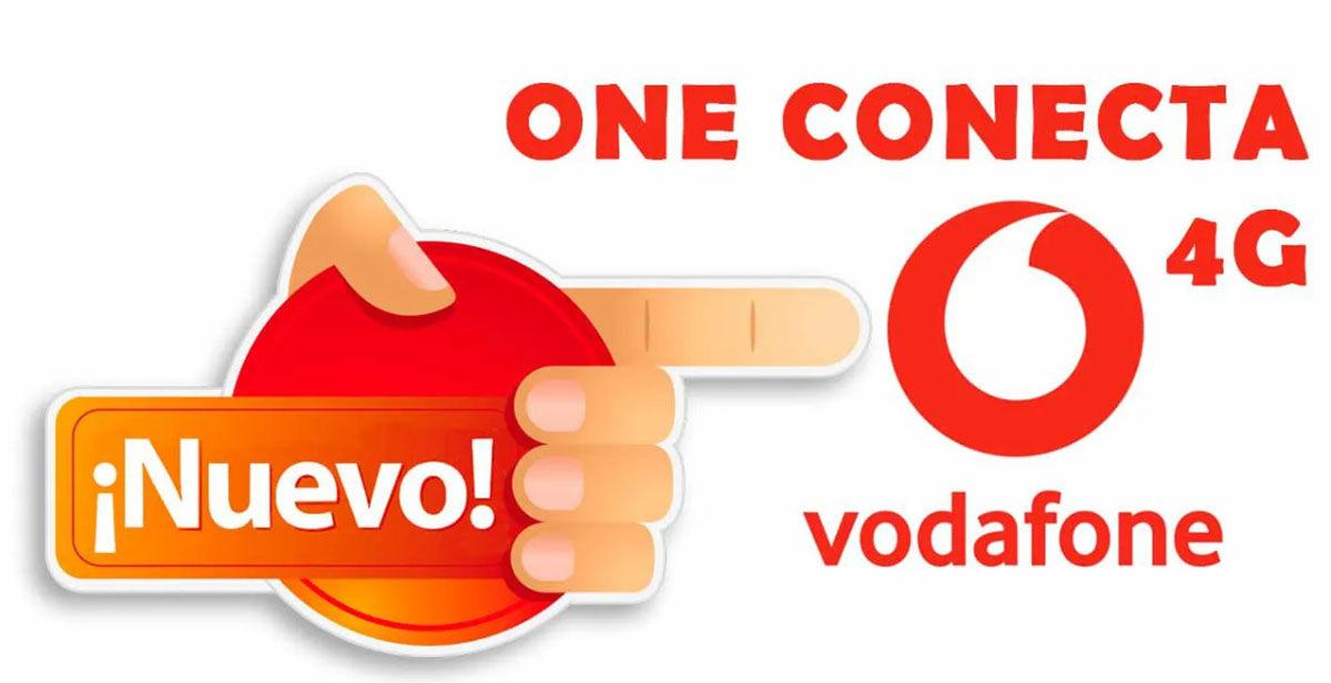 One Conecta 4G Vodafone