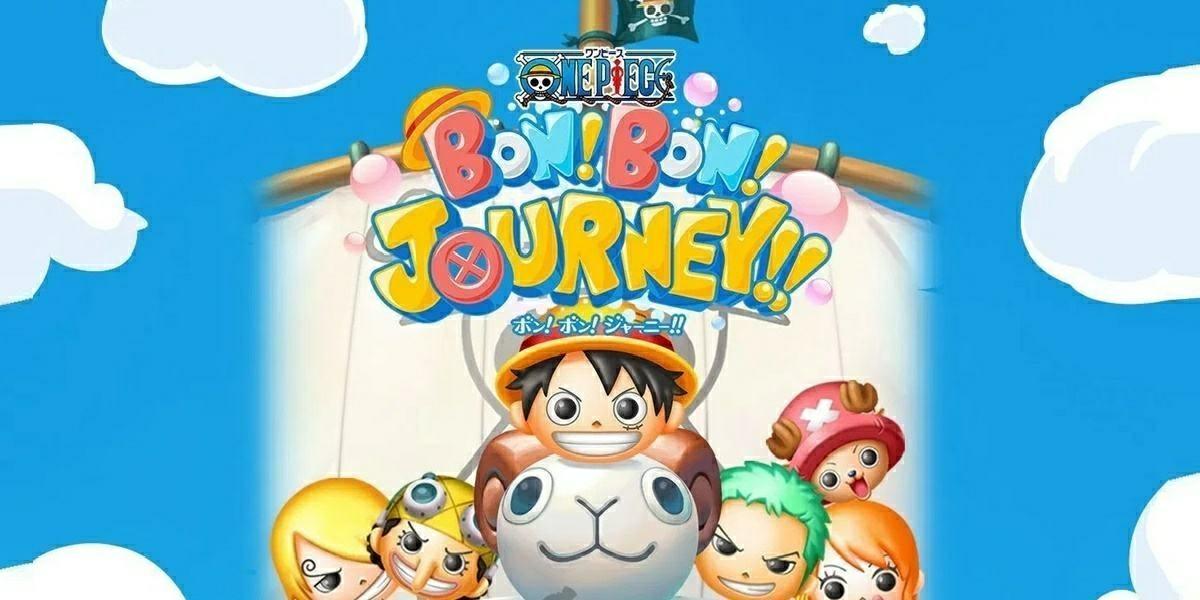 One Piece Bon! Bon! Journey!! nuevo juego one piece
