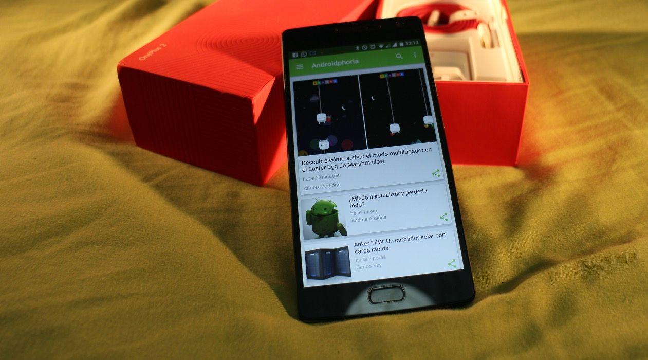 OnePlus 2 AndroidPhoria