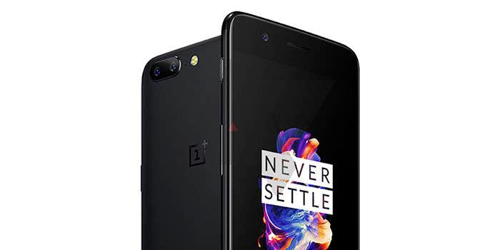 OnePlus 5 oficial