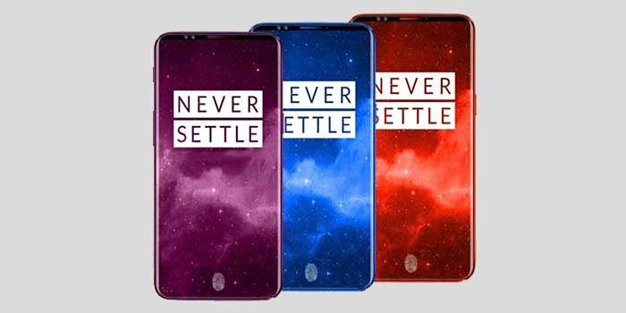 OnePlus 6 sensor pantalla