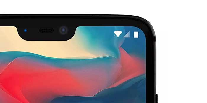 OnePlus 6 tendrá notch
