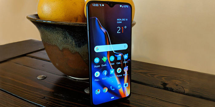 OnePlus 6T con windows 10