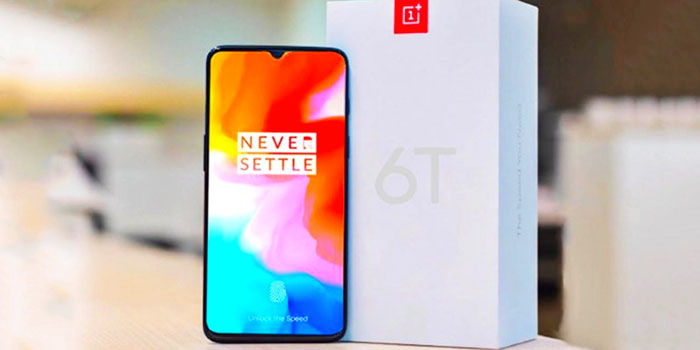 OnePlus 6T descuento
