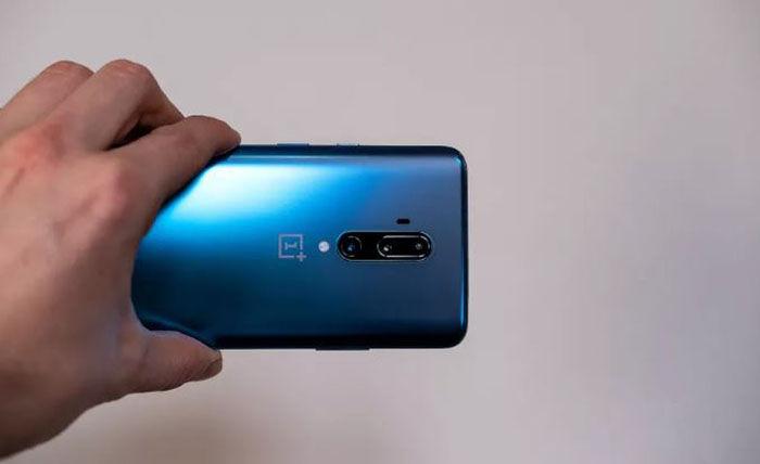 OnePlus 7T Pro camara