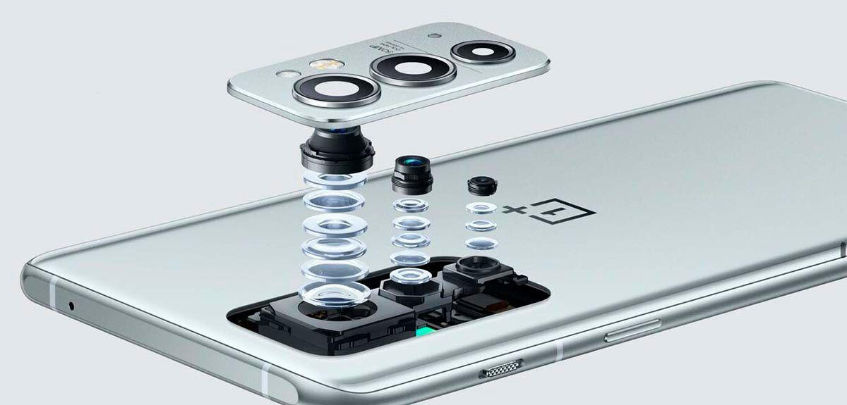 OnePlus 9RT camaras