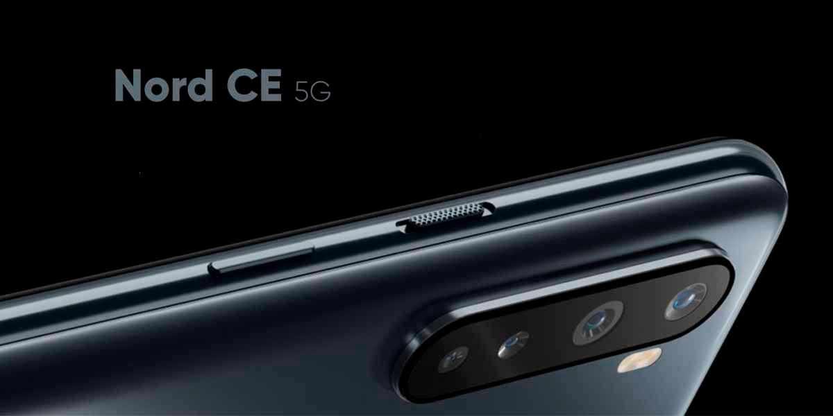 OnePlus Nord CE 5G móvil mas barato de la marca 2021