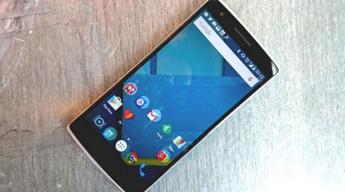 OnePlus One con Lollipop