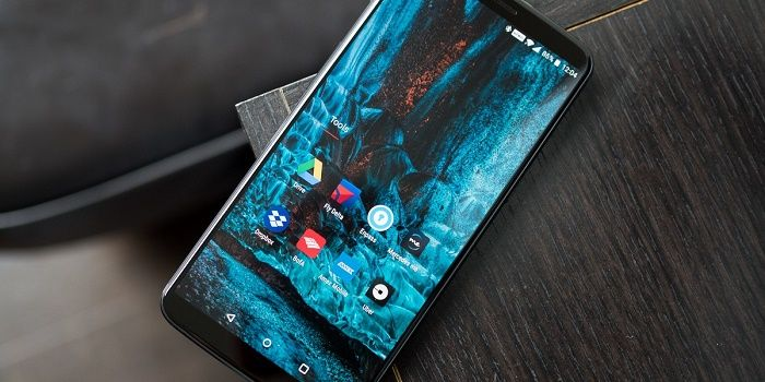 OnePlus 6T no lanzamiento 2018