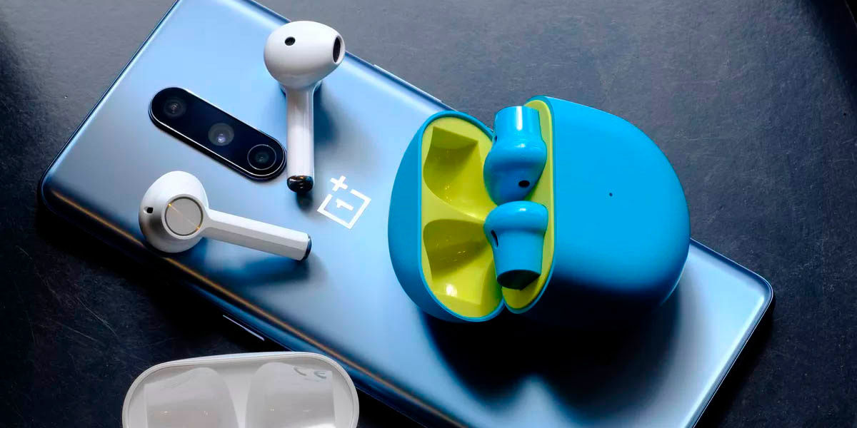 OnePlus buds auriculares TWS