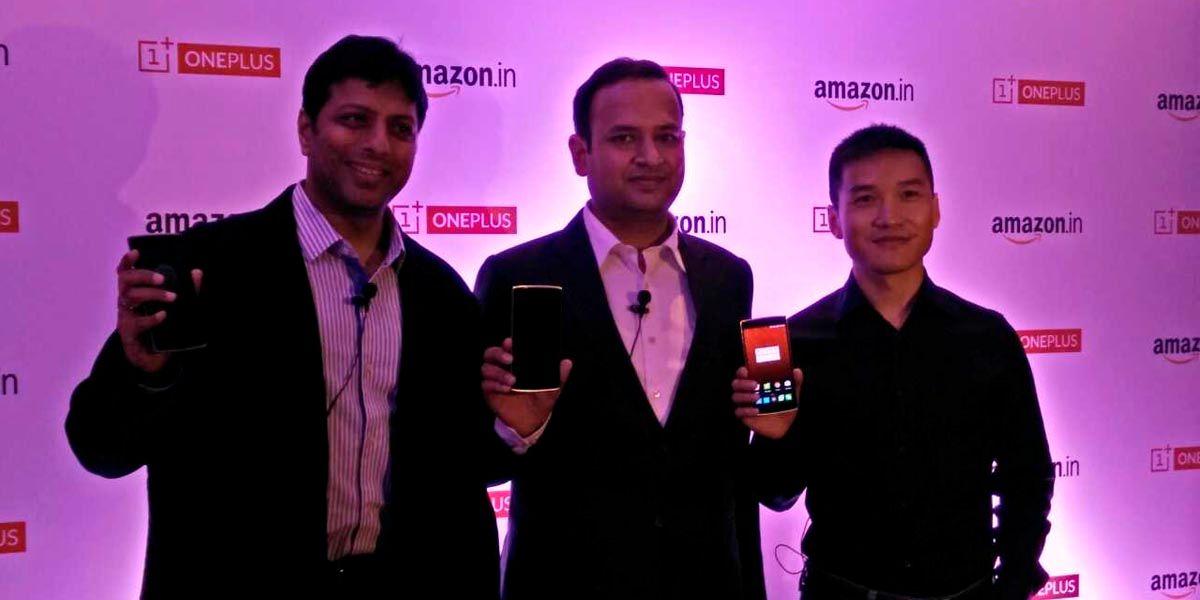OnePlus lider ventas India