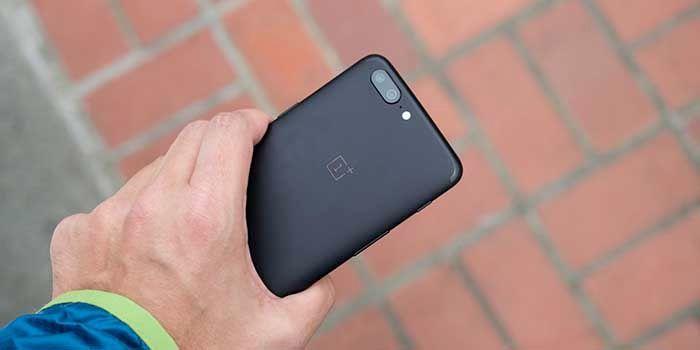 OnePlus para ventas OnePlus 5