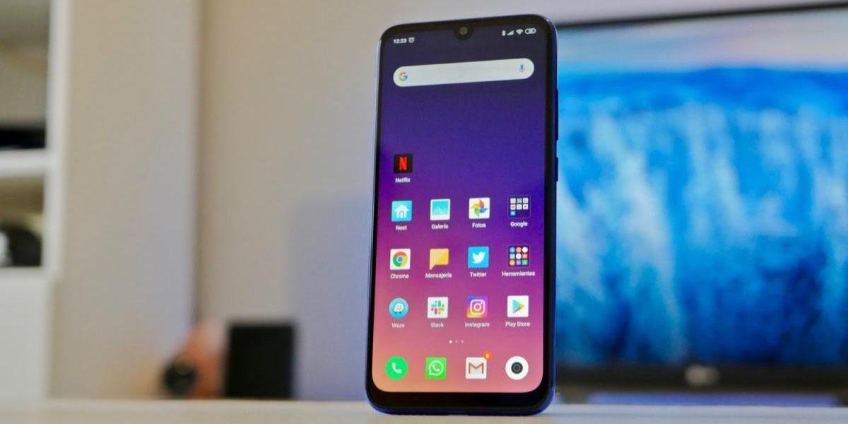 Opciones desarrollador Xiaomi Redmi Note
