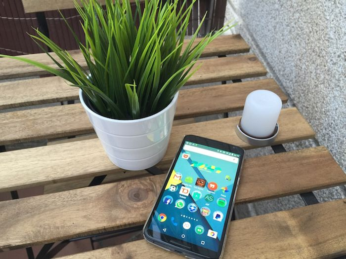 Opinión Nexus 6 6 meses de uso