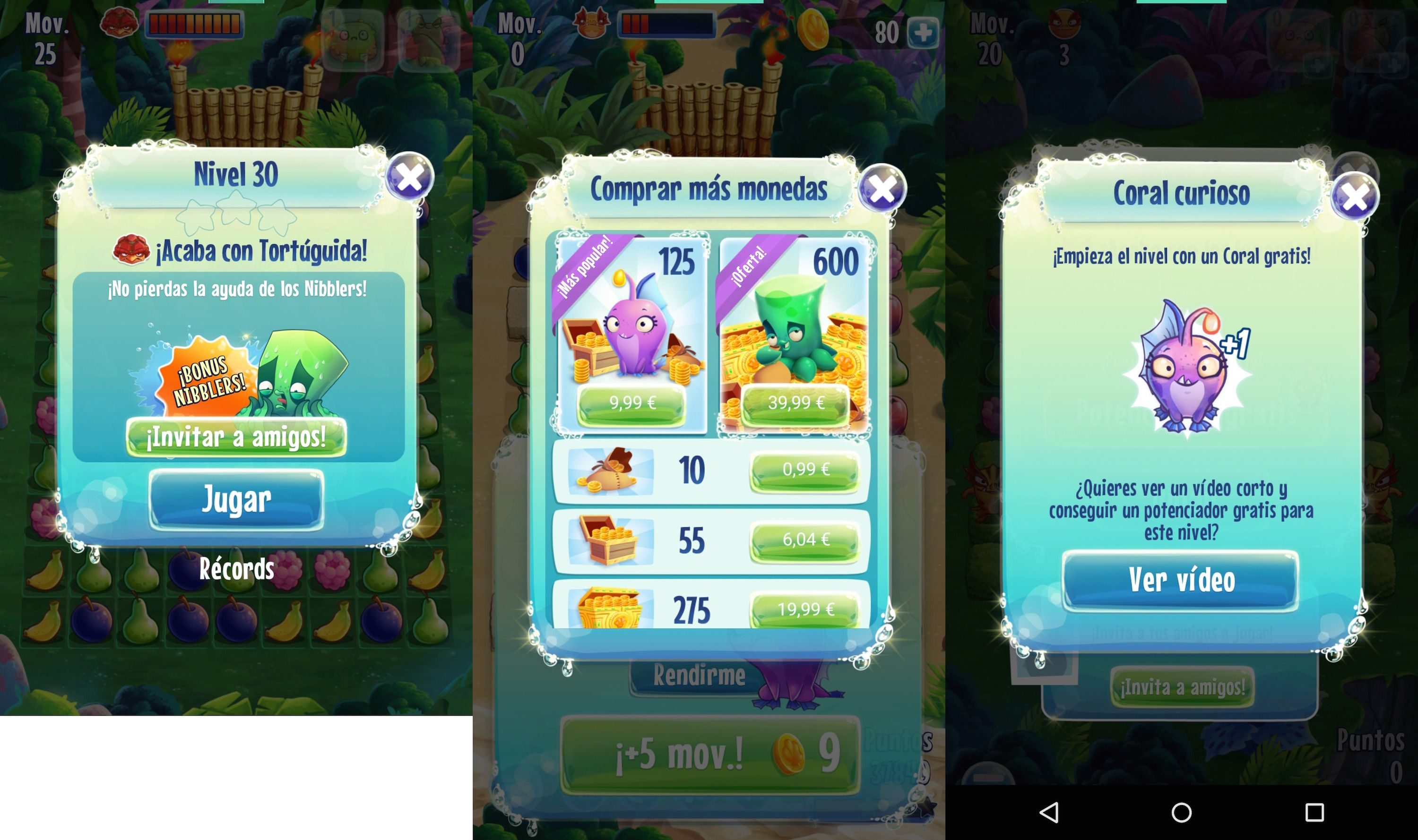 abusivas compras in app rovio