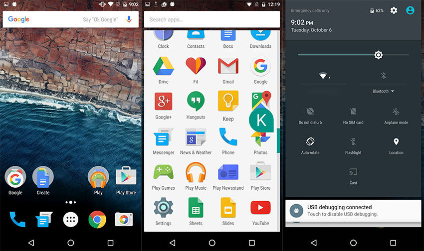 Opinion Android 6.0 Marshmallow