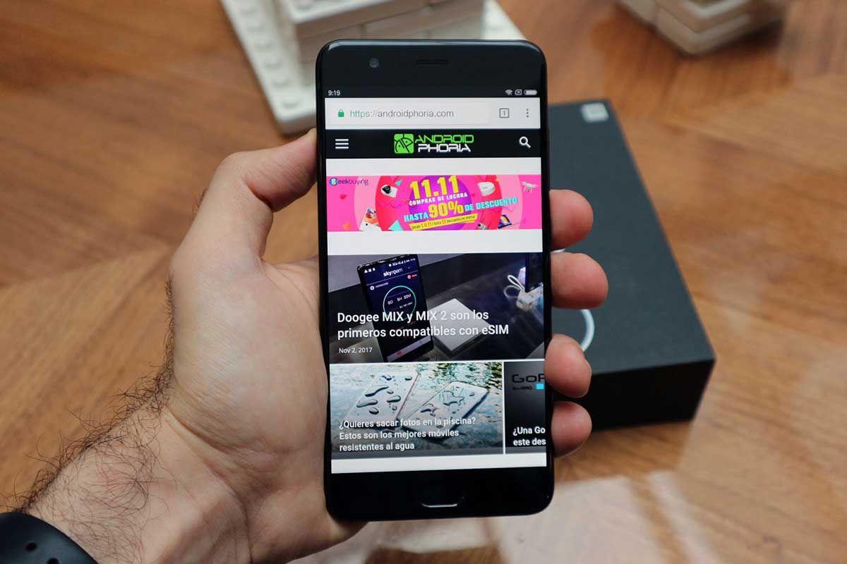 Opinion Xiaomi Mi Note 3