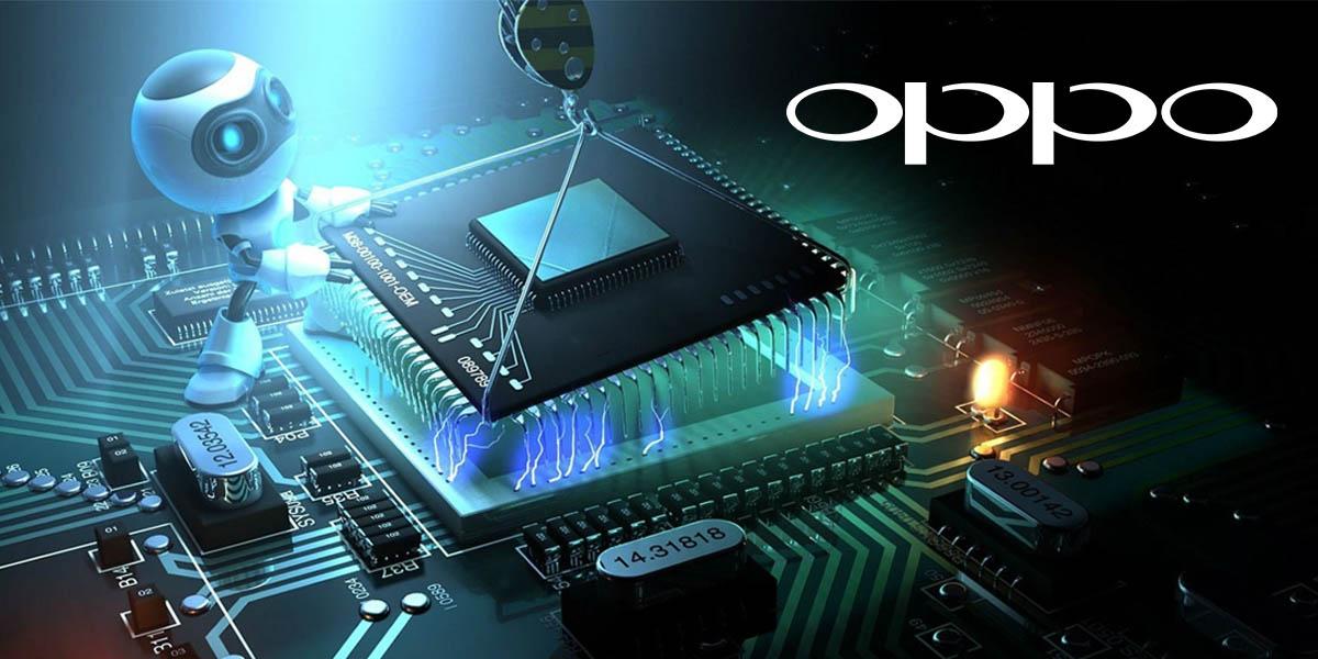 Oppo diseñará su propio procesador para móviles