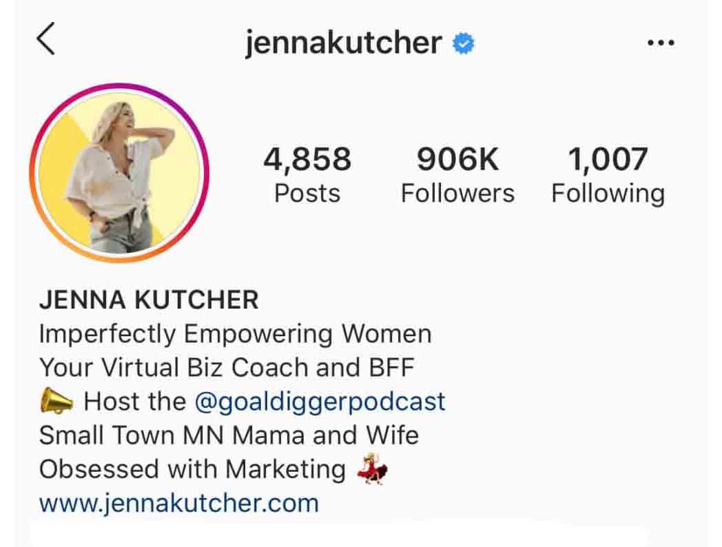 Optimizar tu perfil para tener más seguidores en Instagram