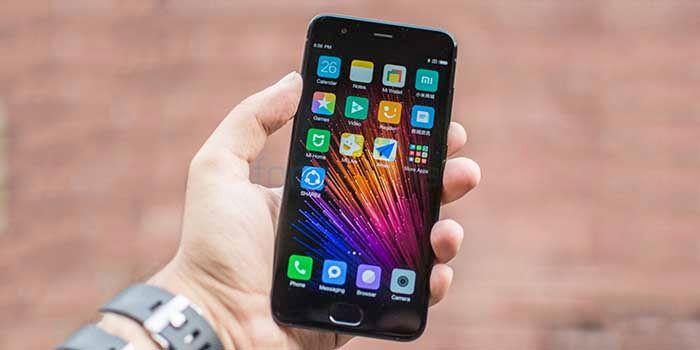 Oreo en el Mi 6 Xiaomi