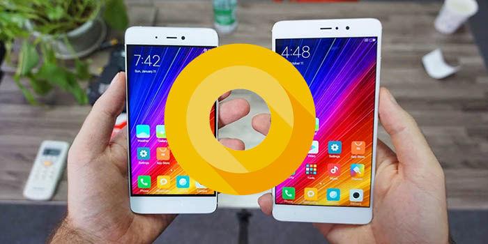 Oreo para Xiaomi Mi 5s