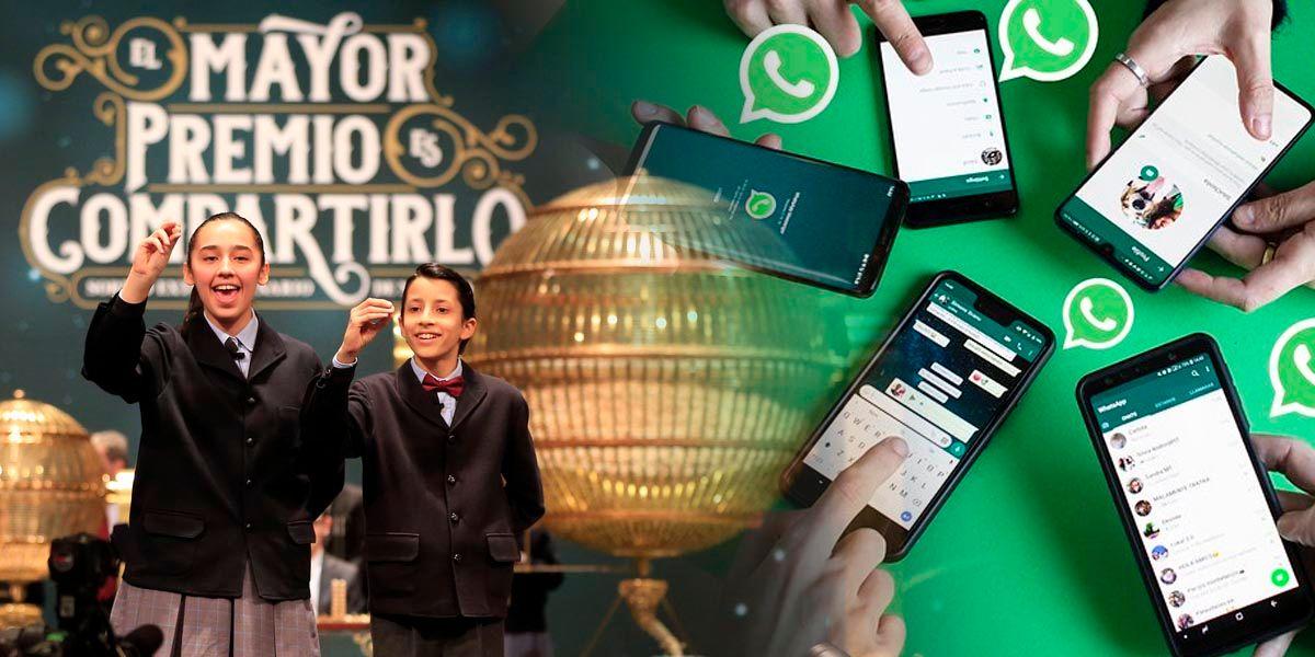 Organizar Loteria de Navidad por WhatsApp