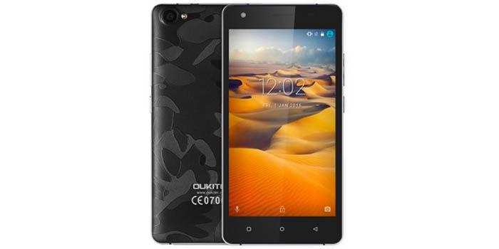 Oukitel C5 Pro oferta mejor movil 4G barato