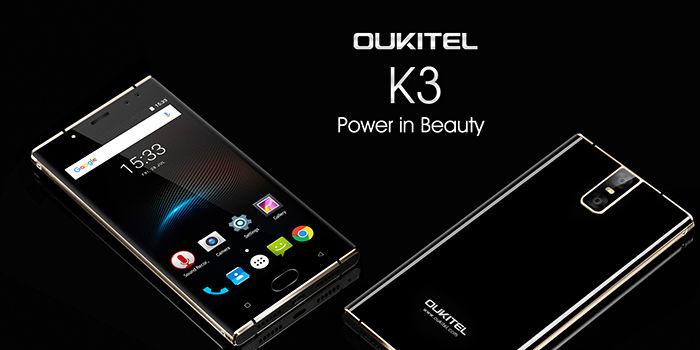 Oukitel K3