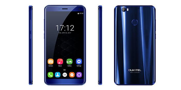 Oukitel U11 Plus azul electrico