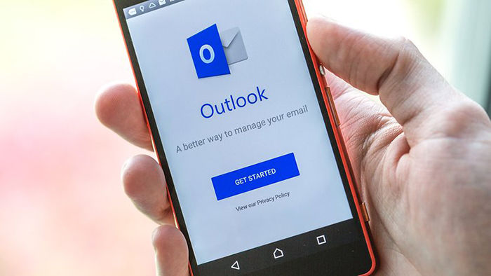 Outlook en Android