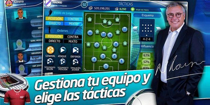 PC Fútbol 18 descargar para Android