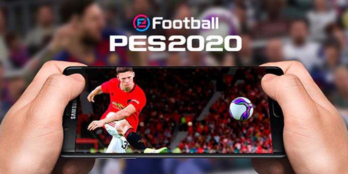PES 2020 Android e iOS